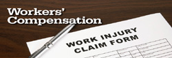Worker's Compensation Claims at Integrative Regional Medical Center