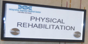 We Do Physical Rehabilitation