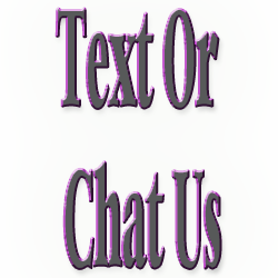 Texting and Live Chat with Our Office.